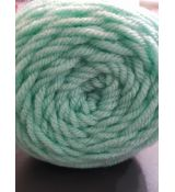 Super Soft Yarn zelenkavá 80831